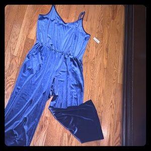 Velvet Old Navy jumpsuit - NWT